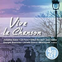 Vive la Chanson (4CD) by Various