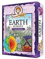 Educational Trivia Card Game - Professor Noggin's Earth Science [並行輸入品]
