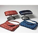 携帯用正座椅子「健康らくっこ椅子」(小) seizai-01