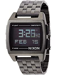 [ニクソン]NIXON BASE: ALL BLACK NA1107001-00 【正規輸入品】