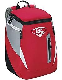 Louisville Slugger(ルイスビルスラッガー) 野球用 バックパック GENUINE STICK PACK SC WTL9302SC スカーレット