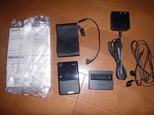 SONY ワンセグ搭載ラジオ ブラック  XDV-G200-BC