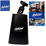 ASHTON CWB6 COWBELL 6inch INCL CLAMP