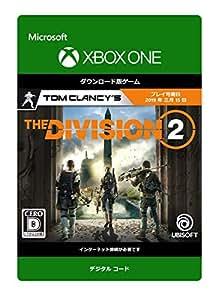 ディビジョン2 通常版 予約特典付き|XboxOne|オンラインコード版