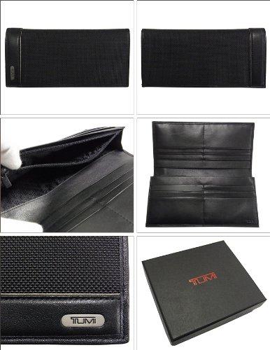 トゥミ 財布 TUMI 長財布 メンズ 0096-1403/01 【並行輸入品】