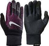 NIKE シューズ ナイキ アクセサリー 手袋 Nike Women's Printed Therma-FIT Elite Gl HyperPink [並行輸入品]