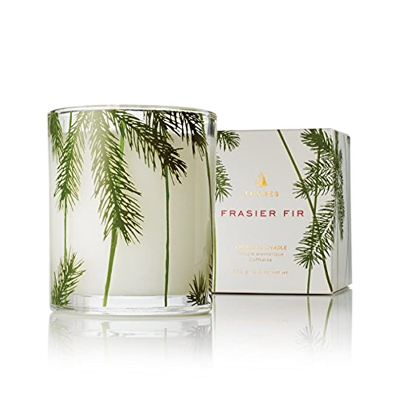 上げるそして耕すAromatic Candle - Frasier Fir - 185g/6.5oz