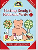 Get Ready Read Write (Parent and Child Program Workbook)