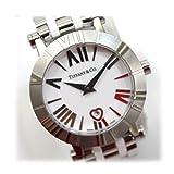 [ティファニー]Tiffany & Co. アトラス セラミック レディース腕時計 オートマチック Z1300 [中古]