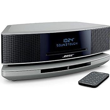 Bose Wave SoundTouch music system IV パーソナルオーディオシステム Amazon Alexa対応 プラチナムシルバー