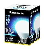 パナソニック LED電球 E26口金 電球100W相当 昼光色相当(13.0W) 一般電球・ボール電球タイプ・90mm径 密閉形器具対応 LDG13DGW