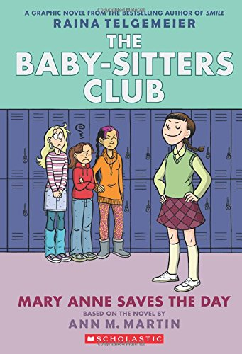 『The Baby-Sitters Club 3: Mary Anne Saves the Day』のトップ画像
