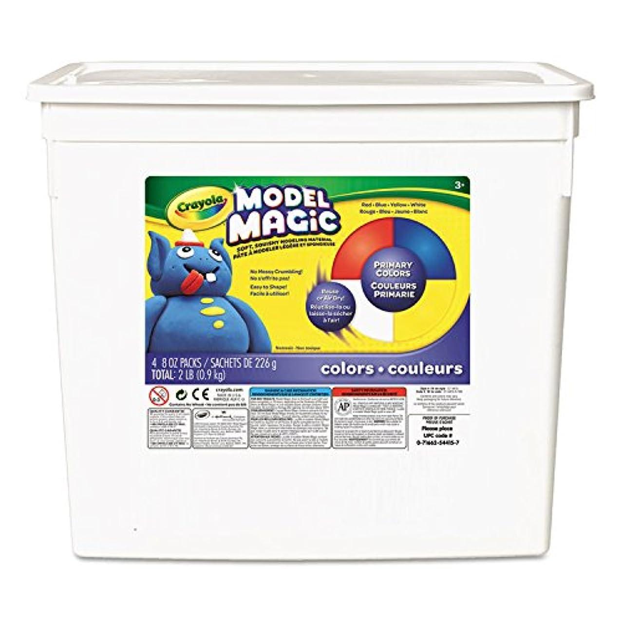 Bulk Buy : Crayolaモデルマジック2lb Tub primaries 57 – 4415 ( 2 - Pack )