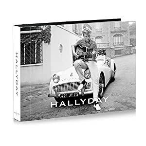 Hallyday - Official 1961-1975 - Coffret 20CD