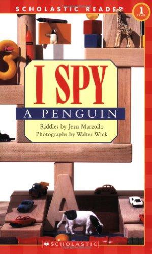 I Spy a Penguin (Scholastic Readers)の詳細を見る