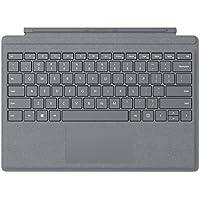 Microsoft Surface Pro Signature Type Cover / サーフェス プロ シグネチャー タイプカバー 米国版 英語版 [USA Edition] (プラチナム / Platinum)