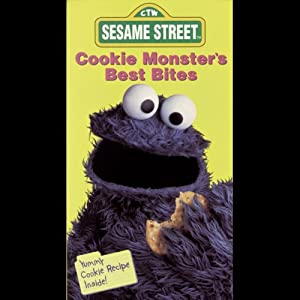 Sesame Street - Cookie Monster's Best Bites [VHS] [Import]