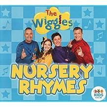 The Wiggles: The Wiggles Nursery Rhymes! (CD)