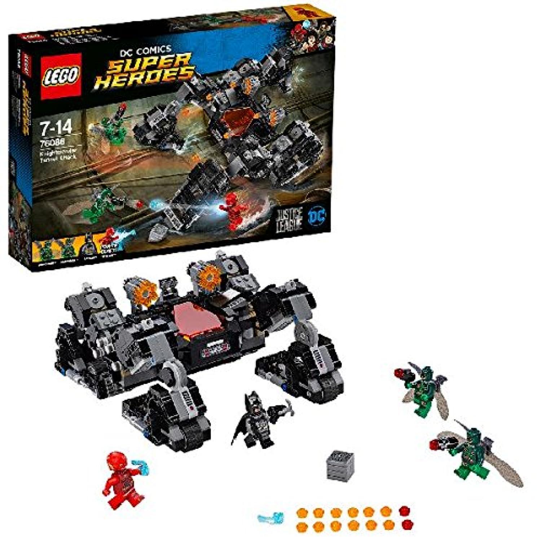 レゴ(LEGO)スーパー?ヒーローズ ナイトクローラー?トンネル?アタック 76086