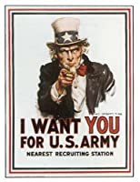 I Want You Poster (Dover Posters)