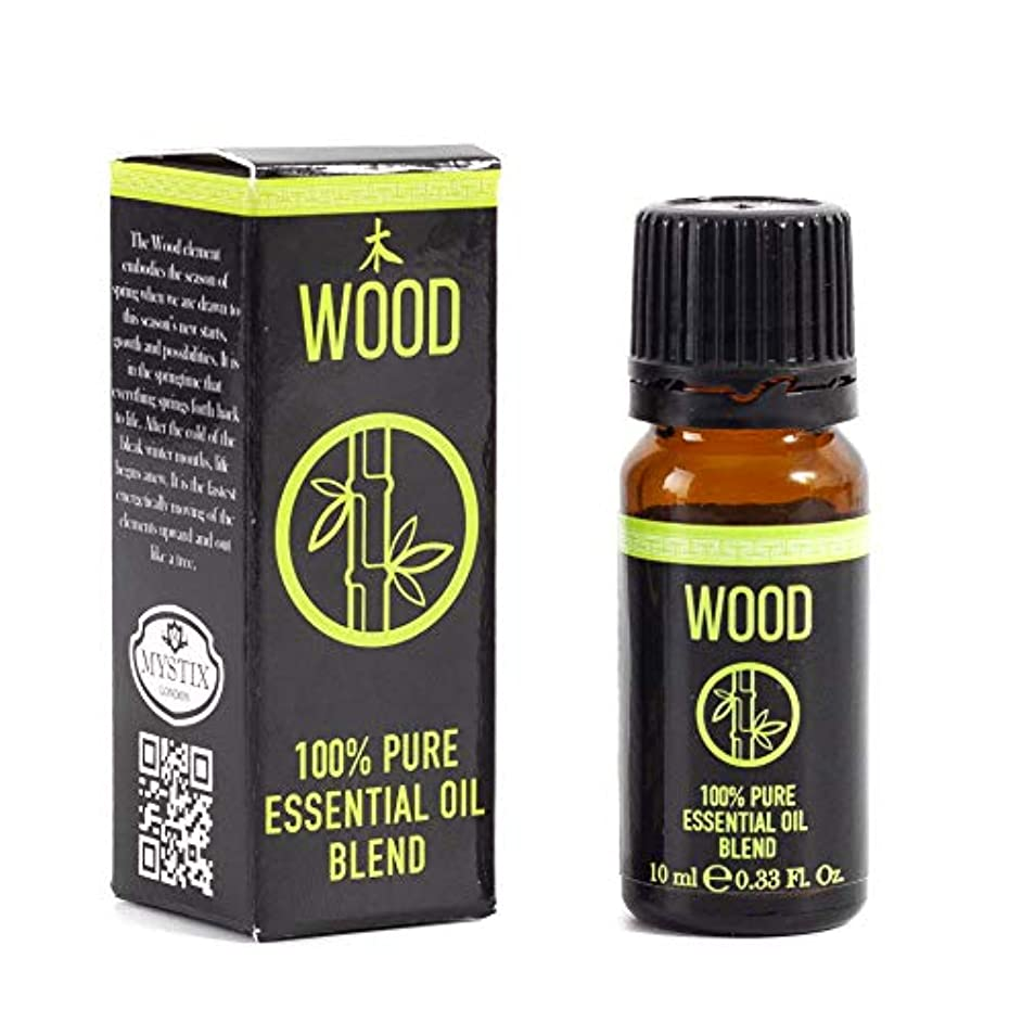 提唱する薬用インタビューMystix London | Chinese Wood Element Essential Oil Blend - 10ml