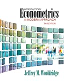 Introductory Econometrics: A Modern Approach 5e