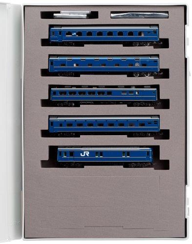TOMIX Nゲージ 92397 JR 24系25形特急寝台客車 (北斗星・混成編成)基本セット