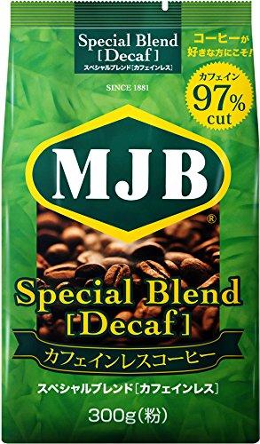 MJB スペシャルブレンド カフェインレス 300g