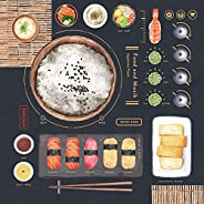 Food and Musik -Japanese Food-