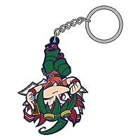 遊☆戯☆王ARC-V 榊遊矢 つままれキーホルダー 逆さ吊りver