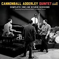 Complete 1961-1962 Studio Recordings by Cannonball Adderley