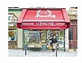 パリのお菓子屋さん 画像