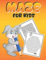 Maze For kids: A Maze Activity Books for Kids 6-12 ,This is great for developing problem solving skills and critical thinking skills