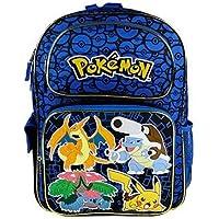[ポケモン]Pokémon Fab Starpoint Pokemon Pikachu 16 Full Size School Backpack KAA23584712 [並行輸入品]