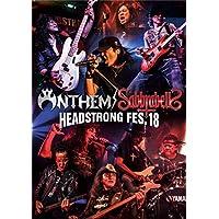 ANTHEM / SABBRABELLES HEADSTRONG FES.18【通常盤Blu-ray(日本語解説書封入)】