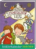 Auer, M: Schule der magischen Tiere Schuelerkalender 2019/202