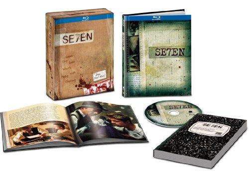セブン ブルーレイ コレクターズ・ボックス(初回数量限定生産) [Blu-ray]の詳細を見る