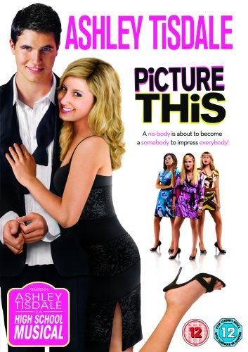Picture This [DVD] by Ashley Tisdale