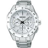 [セイコー]SEIKO 腕時計 BRIGHTZ ブライツ ソーラー電波修正 サファイアガラス スーパークリア コーティング 日常生活用強化防水 (10気圧) SAGA169 メンズ