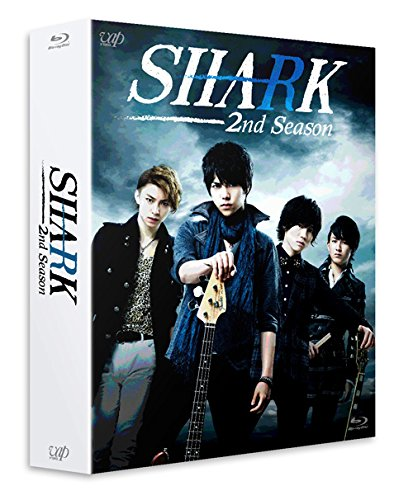 SHARK ~2nd Season~ Blu-ray BOX 豪華版(初回限定生産)