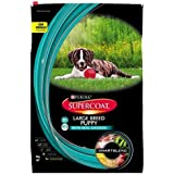 Supercoat Large Breed Puppy Real Chicken Dog Food 18 kg 1 Pack Medium