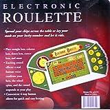 [エクスカリバー]Excalibur HandHeld Electronic Roulette 475-CS [並行輸入品]