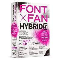 フォント・アライアンス・ネットワーク FONT x FAN HYBRID 5 (DVD応募権利付き)