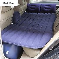 車のインフレータブルベッドの旅行のマットレスの車の後列のリアシート折り畳み式エアベッド