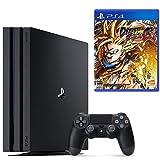 PlayStation 4 Pro ジェット・ブラック 1TB (CUH-7100BB01) + ドラゴンボール ファイターズ セット