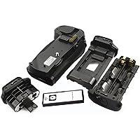 DSTE® プロ 互换 MB-D10 赤外線 リモコン 垂直 バッテリーグリップ のために Nikon ニコン D300 D300S D700 D900 カメラ