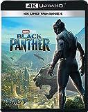 【店舗限定特典】 ブラックパンサー 4K UHD MovieNEX(3枚組) [4K ULTRA HD + 3D + Blu-ray + デジタルコピー(クラウド対応)+MovieNEXワールド] (ラバーキーホルダー)
