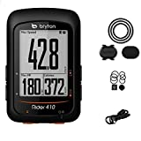 BRYTON (ブライトン) Rider 410C (ライダー 410C) GPS サイクルコンピューター (ケイデンスセンサー付)