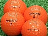 【Aランク】【ロゴなし】ツアーステージ X01 スーパーオレンジ 2012年モデル 20個セット【ロストボール】