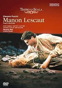 プッチーニ:歌劇《マノン・レスコー》ミラノ・スカラ座1998年 [DVD]